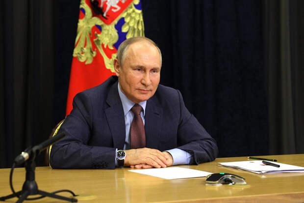 Путин запретил участвовать в выборах  причастным к экстремизму