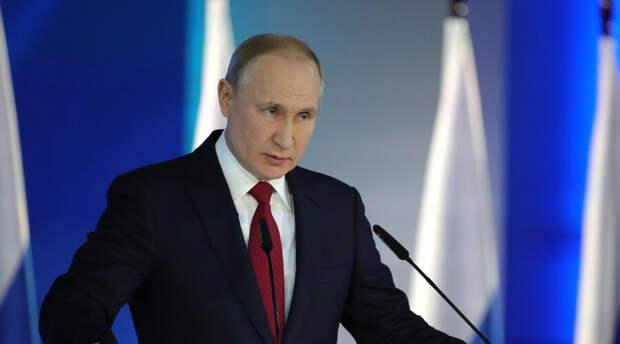Почти 90 процентов россиян бросят работу и будут следить за Посланием Владимира Путина