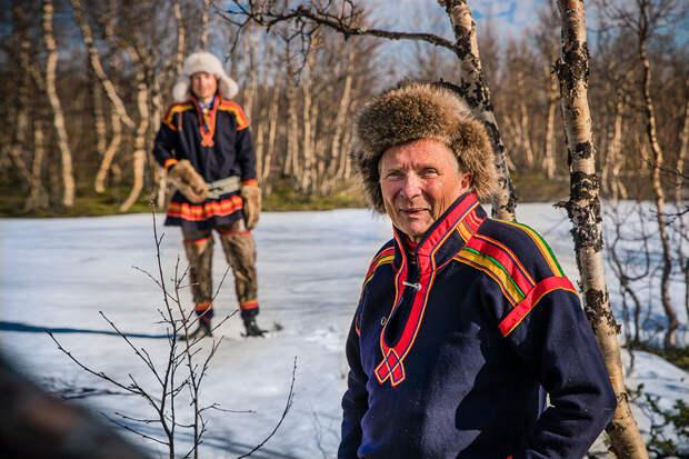 Приключения итальянцев в Лапландии: новая кампания-путешествие Premiata
