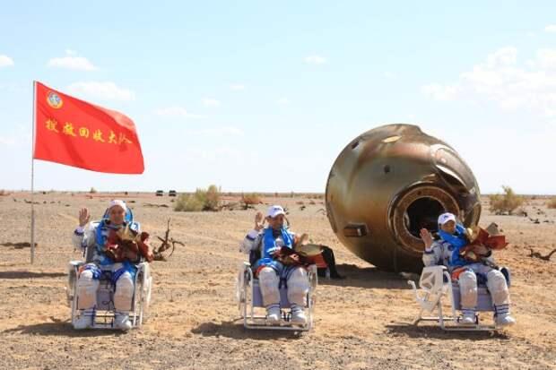 Китай создает «Небесный дворец» (Тяньгун)