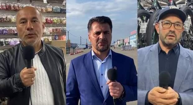 Торговцы с закрытого рынка под Ростовом записали видеообращение к администрации области