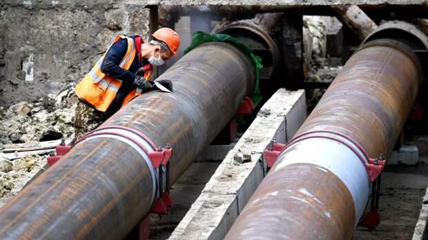 В Крыму потратят около 5 млрд рублей на ремонт теплосети