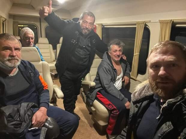 Россия спасла еще троих своих граждан и украинца из ливийского плена