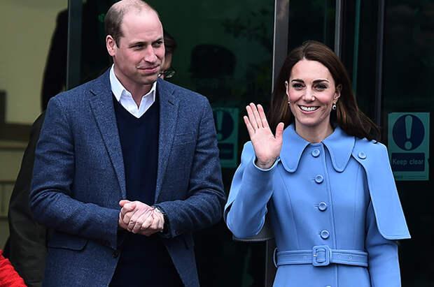 Кейт Миддлтон и принц Уильям завели собственный канал на YouTube: первое видео пары