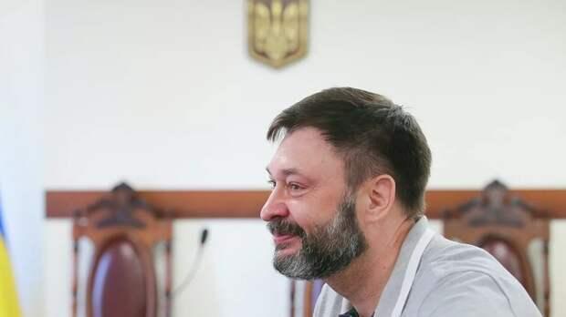 В Берлине прокомментировали освобождение Вышинского из-под стражи