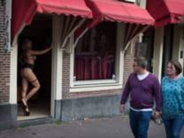 Амстердам хотят лишить главной достопримечательности