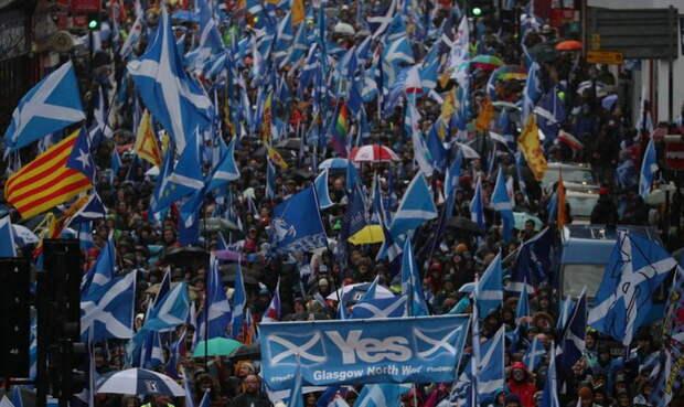 Независимость Шотландии укрепит стабильность и безопасность Европы