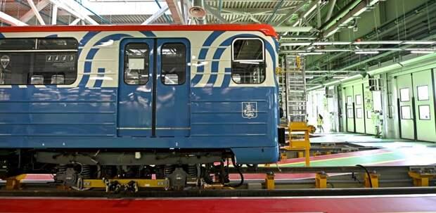 Завершается второй этап строительства электродепо «Нижегородское»