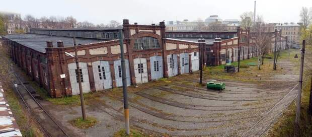 Как преобразовать трамвайный парк: голландский опыт для Васильевского острова