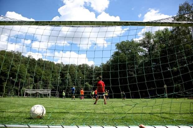 Футболисты клуба «Строгино» возвращаются к играм