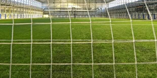 Построенный на территории стадиона «Торпедо» на юге Москвы ФОК поставили на кадастровый учет