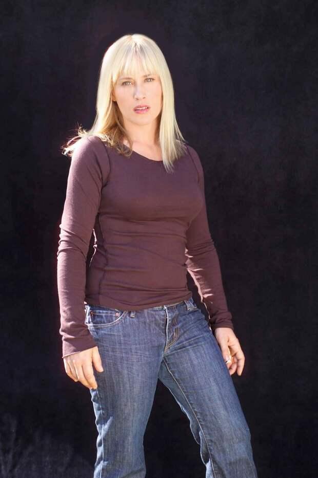 Красотка из 90-ых Патрисия Аркетт.