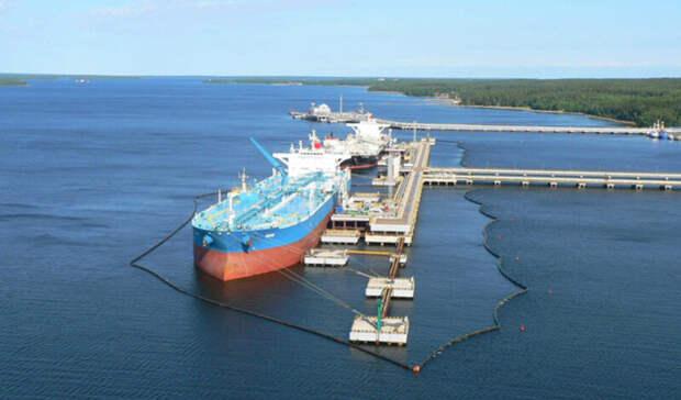 4-6млн тонн нефтепродуктов сможет поставлять Белоруссия через порты России