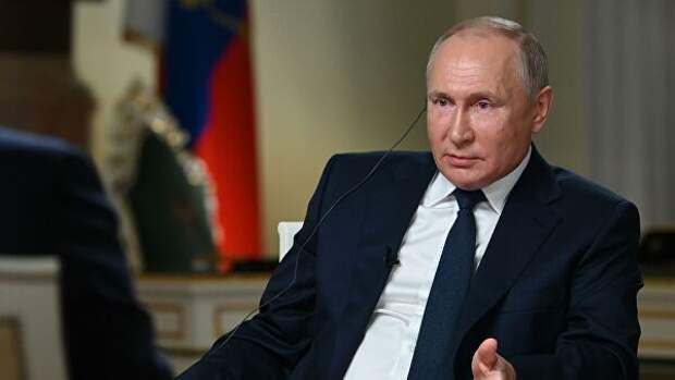 Путин прокомментировал позицию Китая по сокращению вооружений