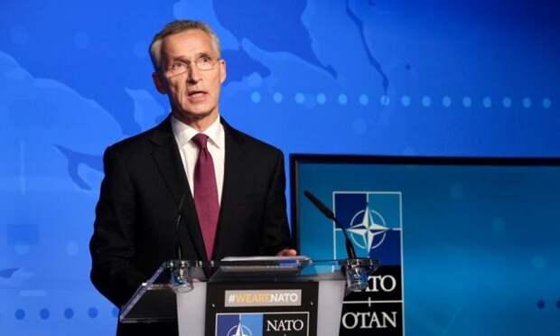 Столтенберг: НАТО выведет войска изАфганистана вместе сСША