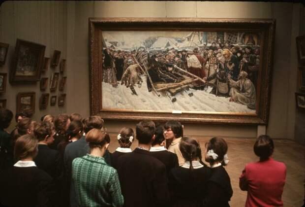 Третьяковская галерея дин конгер, фото, фотограф