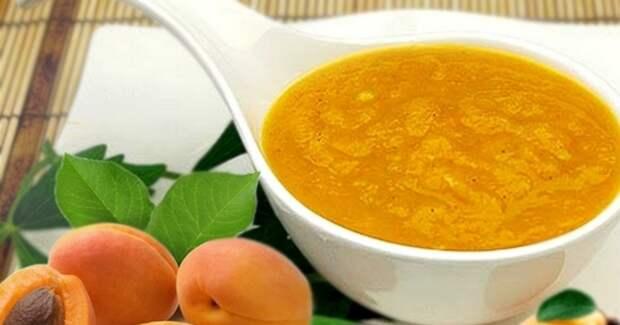 Острый соус из абрикосов