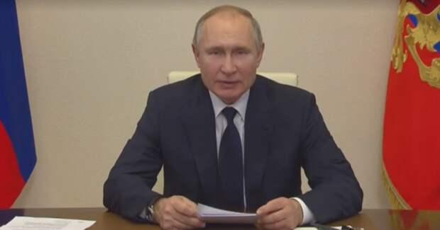Путин рассмотрит возможность введения сертификатов на продукты