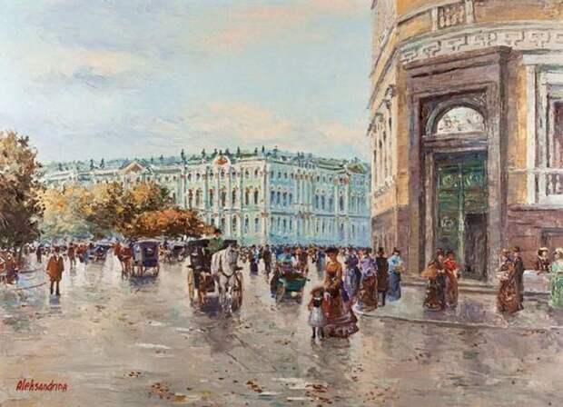 художник Ирина Александрина картины - 03