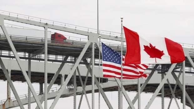 Трамп пообещал «достаточно скоро» открыть границу с Канадой
