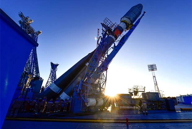 Ракета «Союз-2.1б» на Восточном