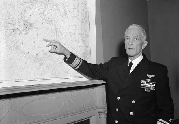 Адмирала Ричард Бёрд.