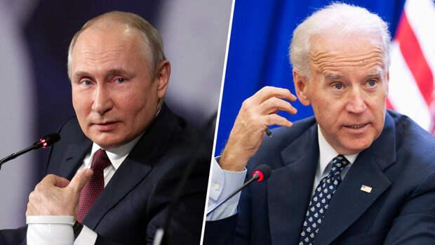 NYT: Байден отказался от пресс-конференции с Путиным из-за провала Трампа