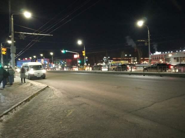 Водители 58-х маршруток Тулы отнимают «пассажирские сливки» у муниципального транспорта