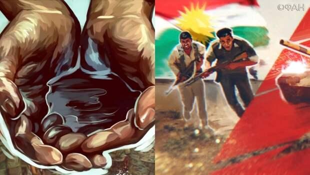 Нефть в обмен… на кровь – США продолжают удерживать нефтеносные районы в Сирии