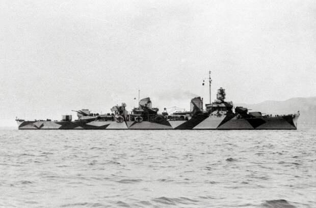 Опоздавшие на войну. Лёгкие крейсеры типа Capitani Romani