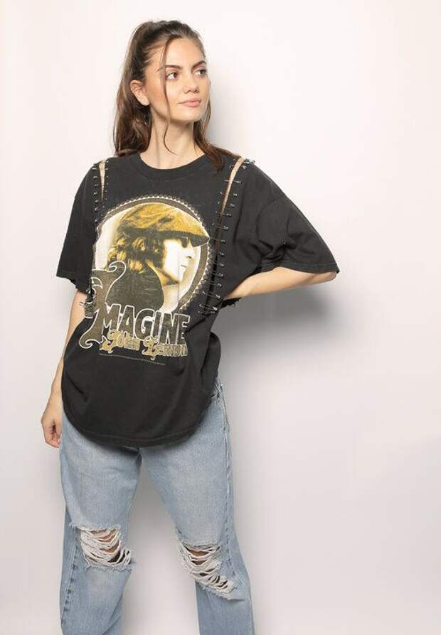 Хулиганские переделки футболок Iamkoko (трафик)