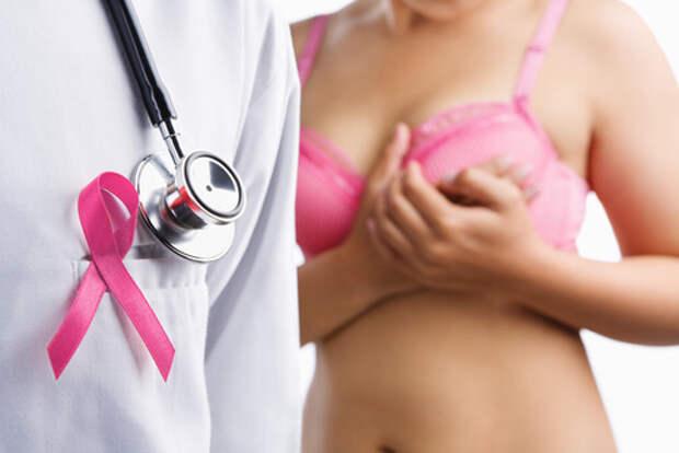 Рак груди в семье