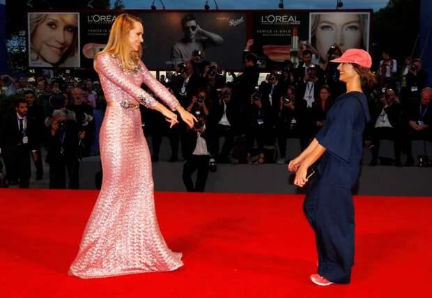 Красная ковровая дорожка 73-го Венецианского кинофестиваля
