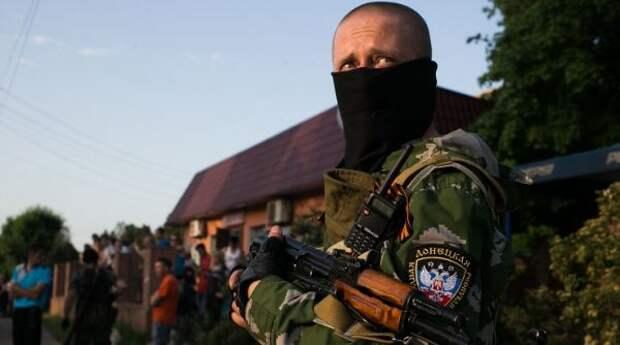 Киев потребовал исключить ДНР иЛНР изпереговоров поДонбассу
