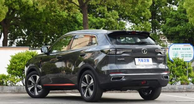 Changan скоро запустит сборку CS55 Plus нового поколения