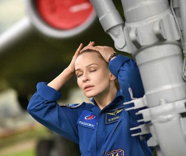 Пересильд высыпалась в космосе за два часа