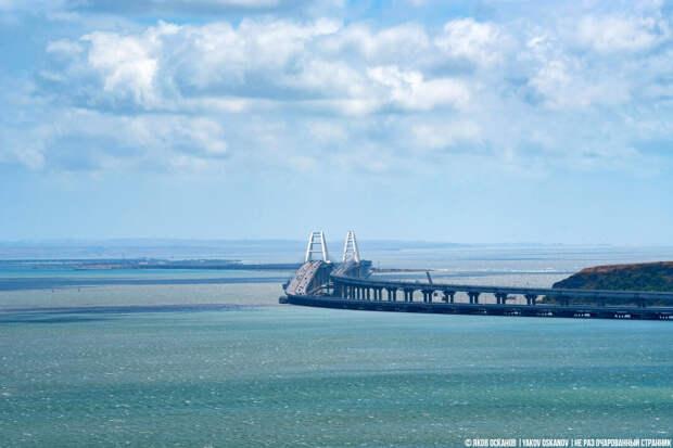 Объект за 227 миллиардов рублей. Крымский мост глазами обычного человека, а не СМИ