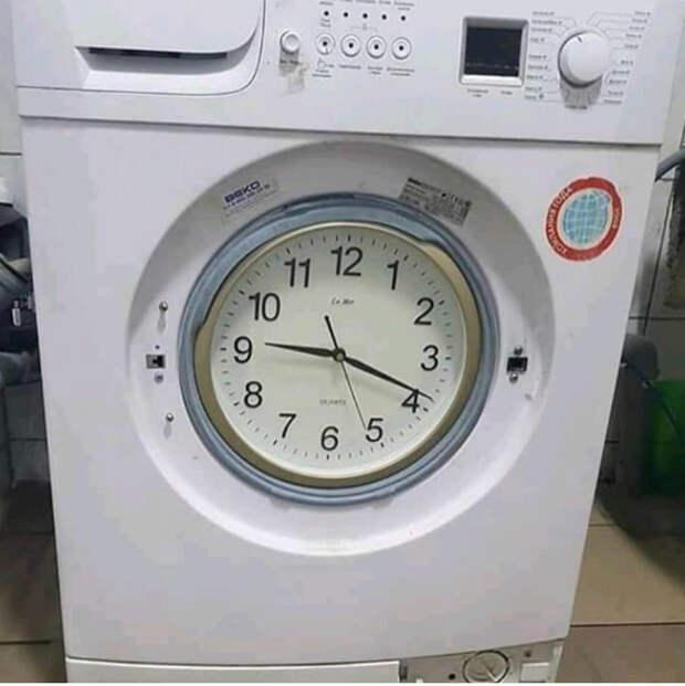 Дизайнерские часы.