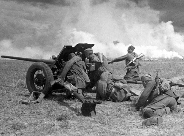 «Сорокапятка»: почему легендарная советская пушка на самом деле немецкая