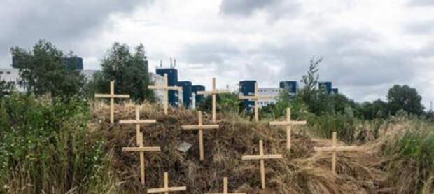 В Германии на месте русского кладбища построят мастерские