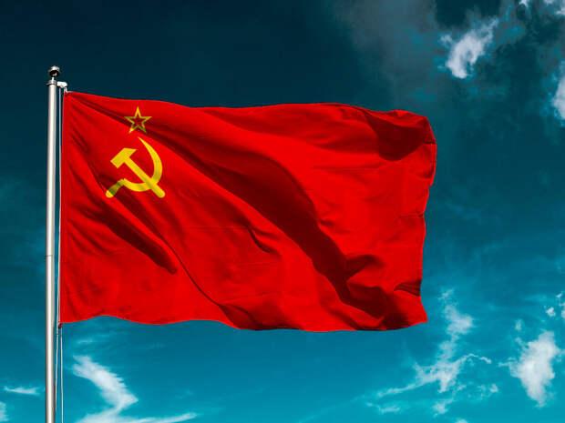 В России настало время признать государственный флаг СССР символом победы в Великой Отечественной войне...