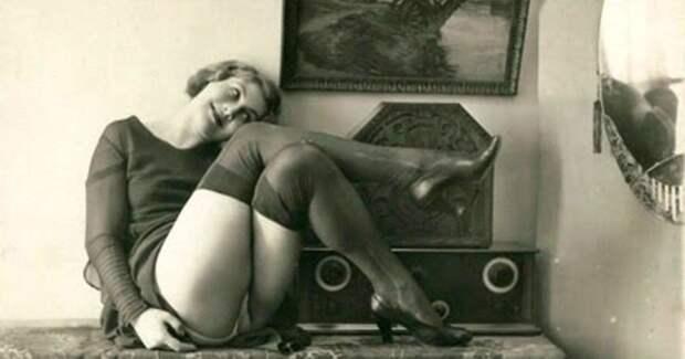 Эротические фото начала прошлого века от классика жанра Жака Бидерера
