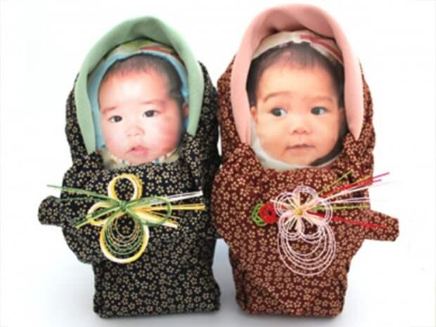 Зачем японцы отправляют родственникам пакеты с рисом вместо младенцев