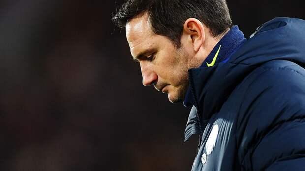 СМИ: «Челси» уволит Лэмпарда с должности главного тренера