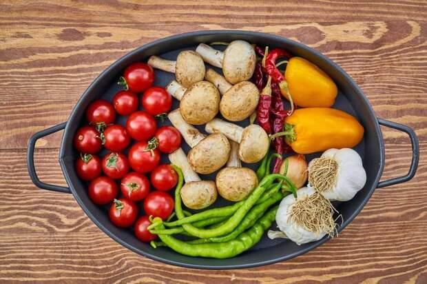 Разноцветные фрукты и овощи защитит вас от рака: результаты исследований