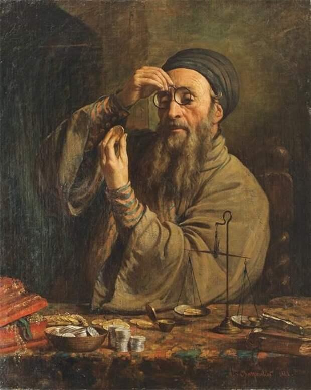 Как икогда наРуси появились евреи