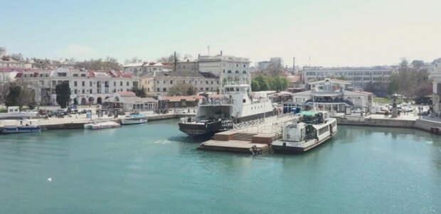 Рейд через бухту Севастополя закроют в День Победы