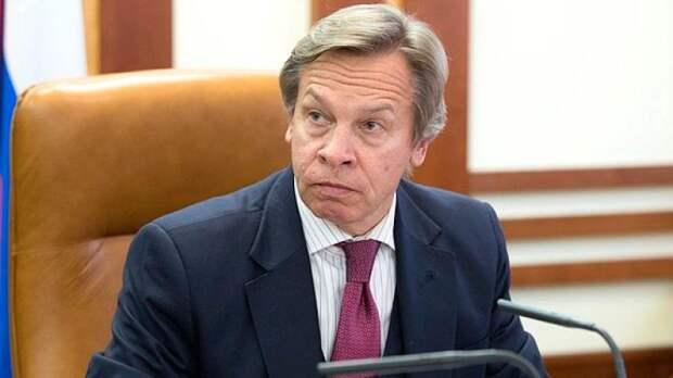 Пушков: Байден приедет на саммит с РФ с большой санкционной дубинкой за спиной