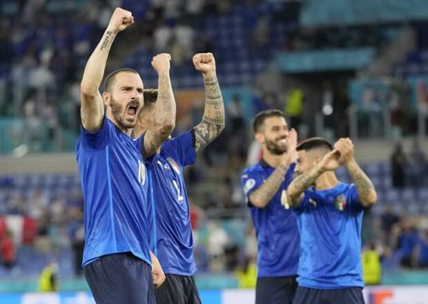 Италия – Уэльс: Белотти, Бэйл и Рэмси выйдут с первых минут