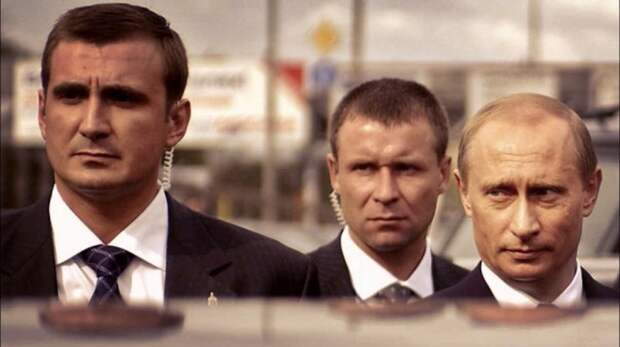 Охранники-губернаторы Путина